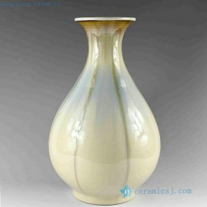 RZCJ02 14 inch High temperature transmutation porcelain Vase