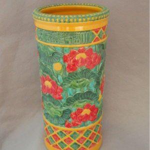 WRYSX02 Porcelain Umbrella Stand Umbrella Vases H52cm