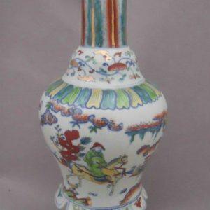 Ming dynasty Jingdezhen archaize Porcelain vase WRYPJ11