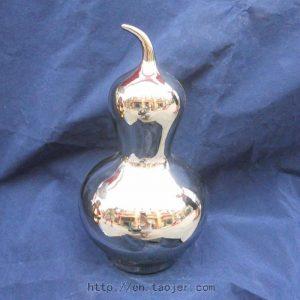 WRYAZ238 Silver Porcelain vase