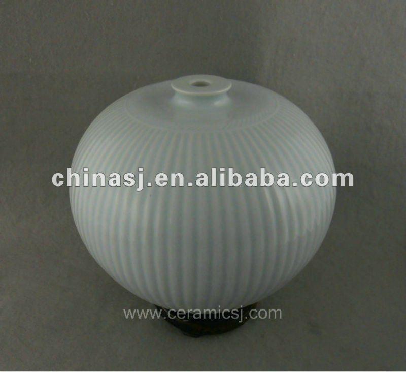 hand made celadon ceramic Vase WRYMA88