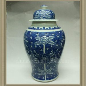 RYWD05 oriental decorative ceramic jar