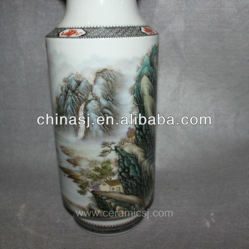 chinese Decorative Porcelain Vase RYVG03