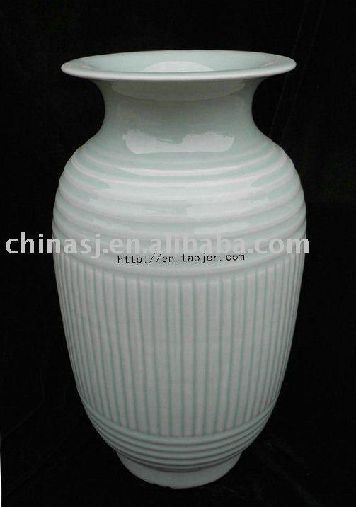 WRYIR66 Chinese celadon porcelain vase x