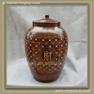RYWW01 21 inch Ceramic Jar
