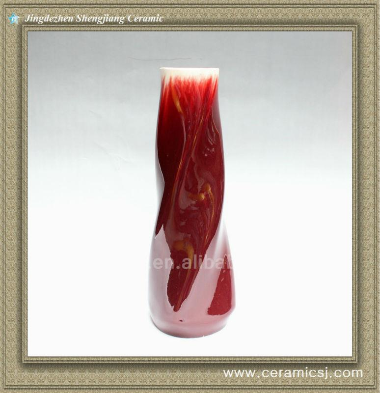 RYXE02 Chinese design ceramic vases for centerpieces