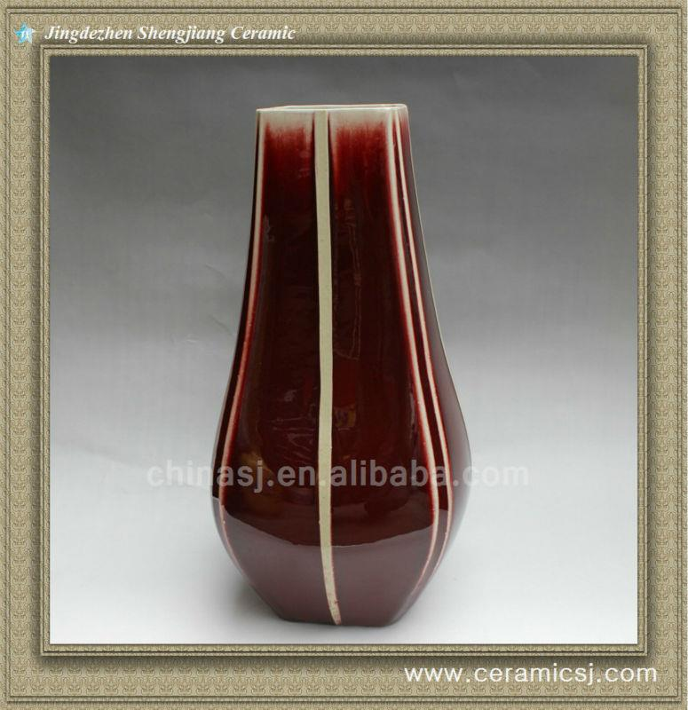 Ryxe03 Chinese Design Ceramic Vases For Centerpieces Jingdezhen