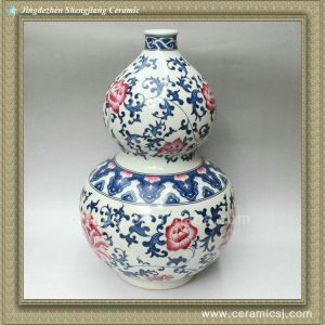 RYXG04 jingdezhen blue and white vase