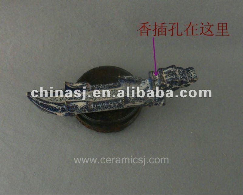 WRYQN29 Ceramic Censer
