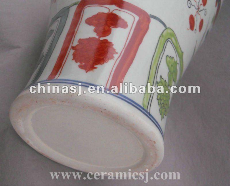 chinese antique porcelain ceramic jar WRYPL01
