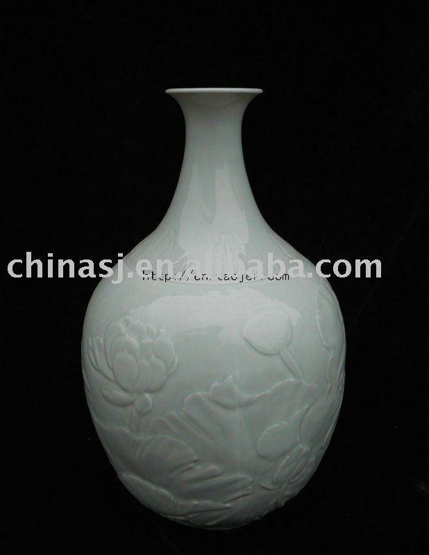 WRYMA06 Chinese celadon porcelain vase