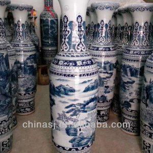 RYGQ60 Jingdezhen Porcelain Big Large Vase