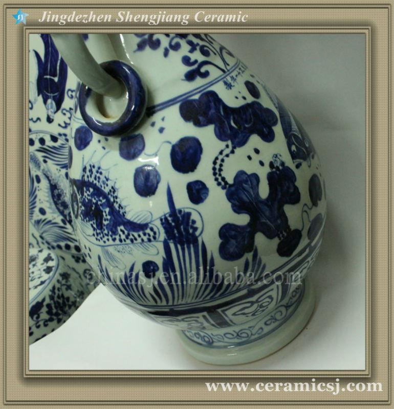 RYWE01 chinese jingdezhen vase ceramic