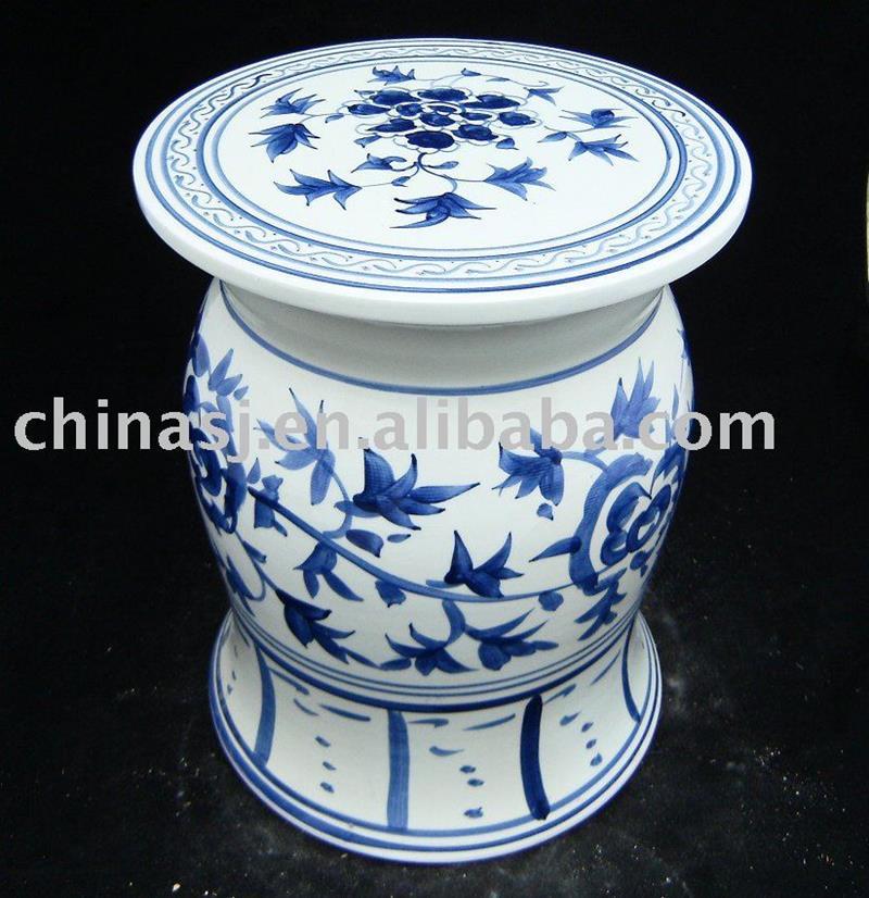China outdoor garden stool WRYAZ226