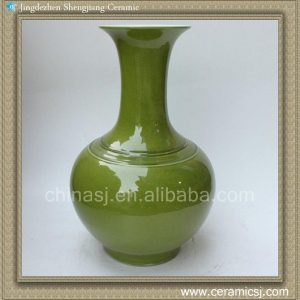 RYDB40 13inch Ceramic Plain Color Vases