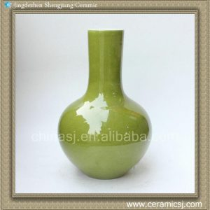 RYDB42 12.5inch Ceramic Plain Color Vases