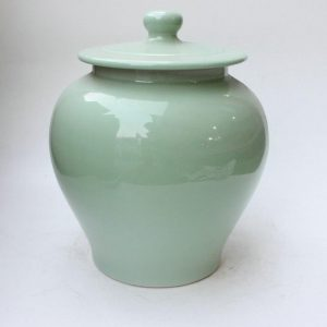 RYDB43 12inch Plain Color Ceramic Jars