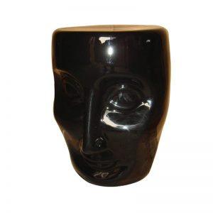 RYNQ55 16inch Ceramic Face Stool 10 different colors