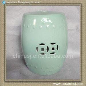 RYNQ83 17inch Jingdezhen Ceramic Garden Stool