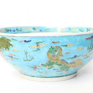 RYQQ47 15inch Chinese Porcelain Bowl