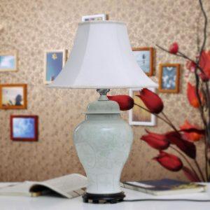 TYLP14 Chinese Celadon Porcelain Ginger Jar La