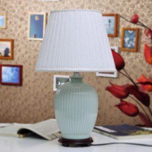 TYLP83 Celadon Porcelain Lamp