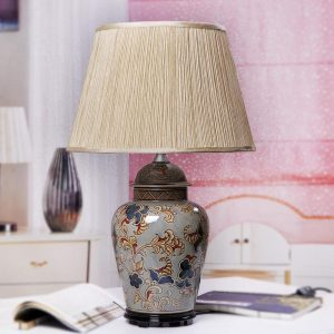 TYLP87 Ginger Jar Table Lamp