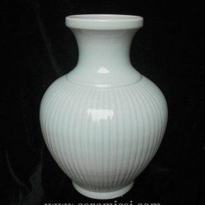 RYMA39 15 inch Celadon Ceramic Vase