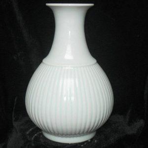 RYMA43 13 inch Celadon Porcelain Vase