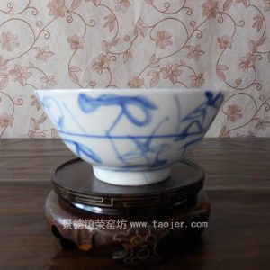 WRYHZ02 Chinese Hand painted Ceramic Bowl