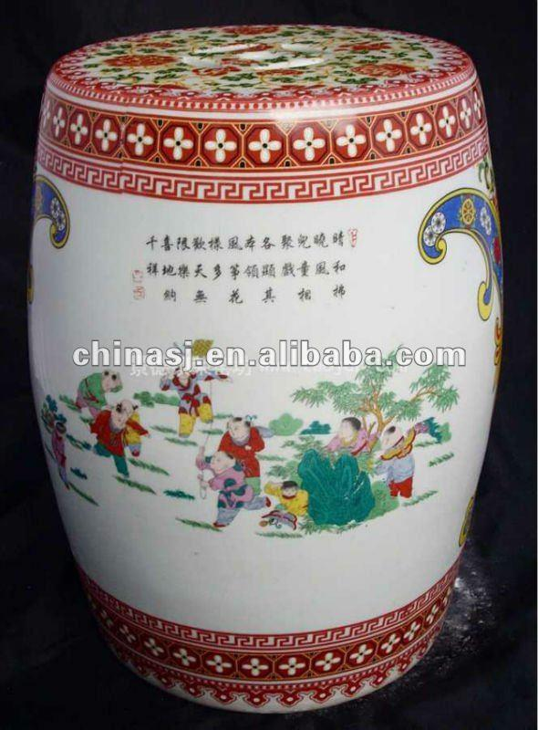 WRYAY209 Chinese furniture patio stool