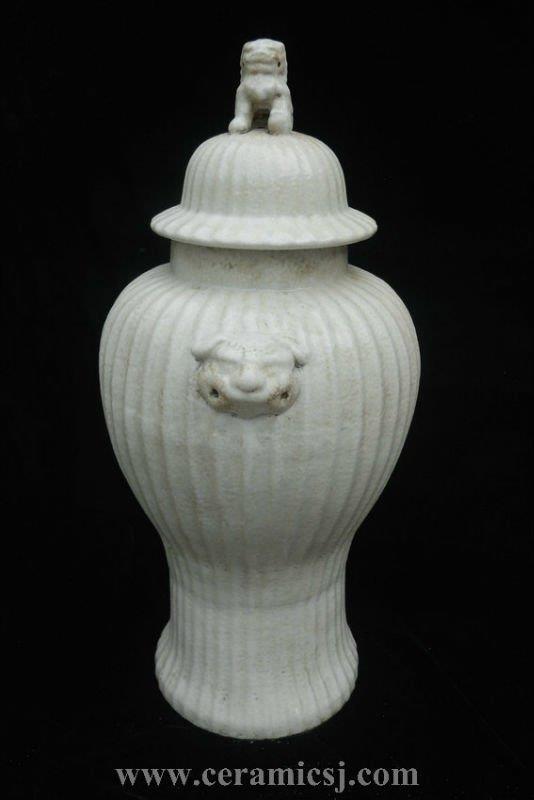 Plain Color Jar Jingdezhen Shengjiang Ceramic Co Ltd Jingdezhen Hand Painted Ceramics