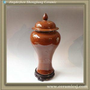 RYVZ07 jingdezhen ceramic wholesale jar with lid