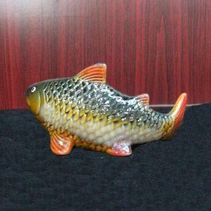 Ceramic Fish figurine WRYEQ09