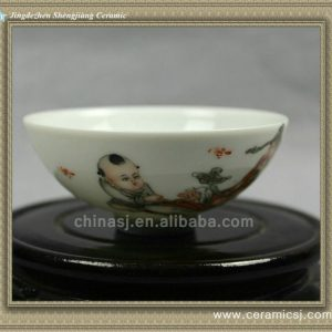 small enamel mixing Porcelain Bowl RYAS136