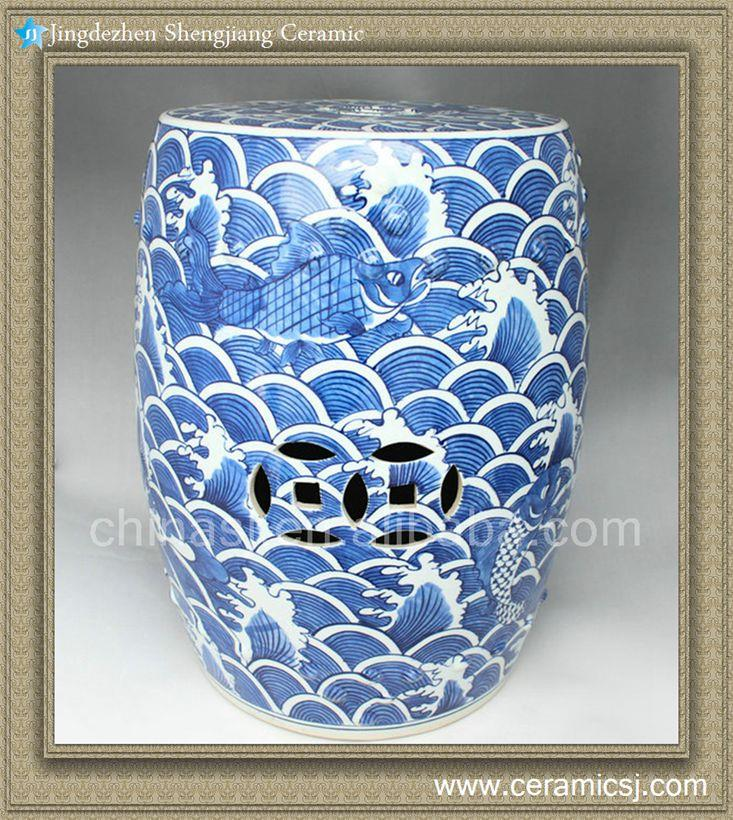 RYSI12h45k29d33j1200_1618 RYSI12_1619 RYSI12_1620 RYSI12_1621 & RYSI12 17.7u2033 Chinese hand painted Blue and White Sea and Fish ... islam-shia.org