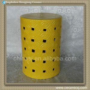 RYZS20 Living room furniture yellow Ceramic Seat