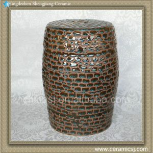 RYZS28 Modern colors living rooms Ceramic Stool