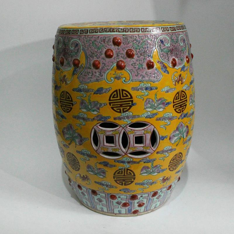 Ceramic Stool | Jingdezhen Shengjiang Ceramic Co., Ltd.::jingdezhen ...