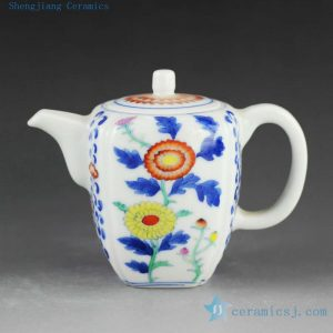 14AS01 Chinese Porcelain Tea Pot