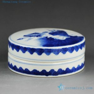 14AS20 Jingdezhen Porcelain Ink pad