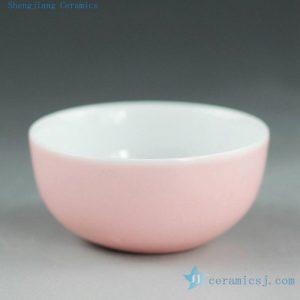 14FS36 h3 Jingdezhen Porcelain Cups Pink Blue