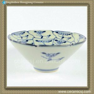 Jingdezhen Blue and White Bowl
