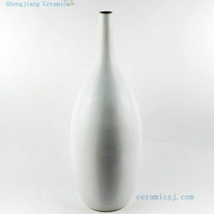 "RYNQ90 h20.5"" White Porcelain Contemporary vases"