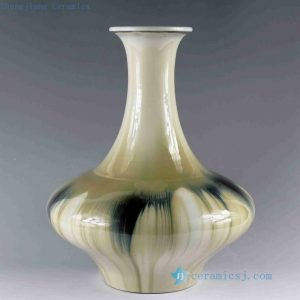 "RZCJ05 H13"" Jindezhen Porcelain Transmutation Vases, high temperature fired"