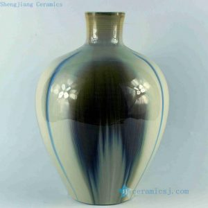 "RZCJ12 12"" Jindezhen Porcelain Transmutation Vases"