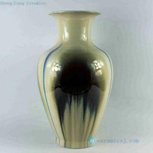 """RZCJ18 H14.5"""" wholesale home decor items Porcelain Transmutation Vase"""