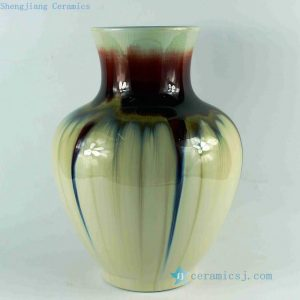 "RZCJ21 H12"" home decor distributor Transmutation Porcelain Vase"