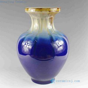 """RZCJ26 H14"""" flower decoration Transmutation Porcelain Vase"""