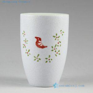 2G01 Hand made Hand painted Mug